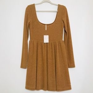Free People | Amber Comb Baby Doll Dress